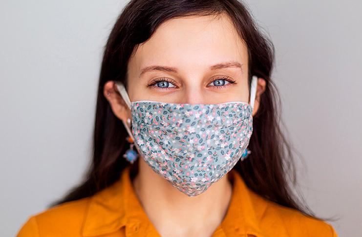 маска многоразовая защитная сшить самим