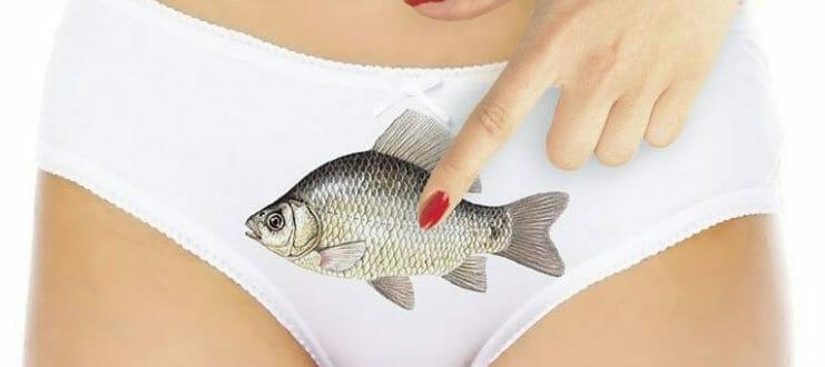 Выделения пахнут рыбой