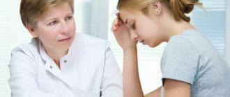 Выделения с неприятным запахом после родов
