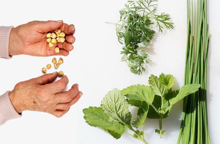 Народные средства для лечения артрита рук