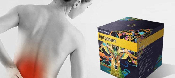 Отзывы об Артропант