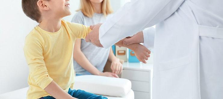 Артрит у ребенка