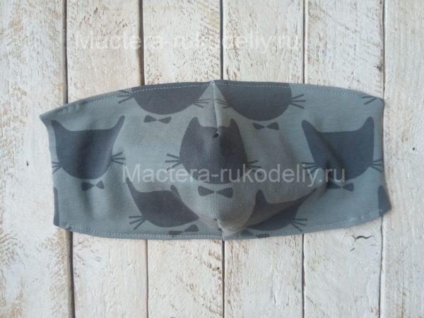 Самодельная маска22