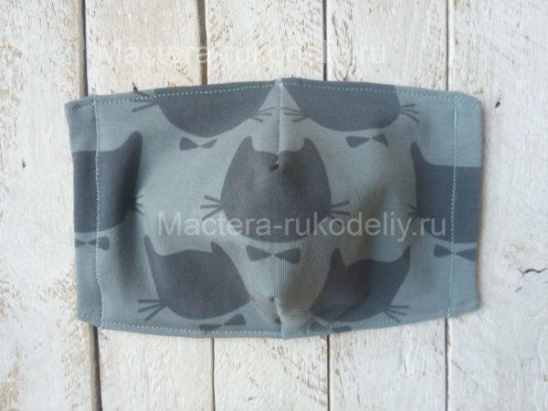 Самодельная маска23