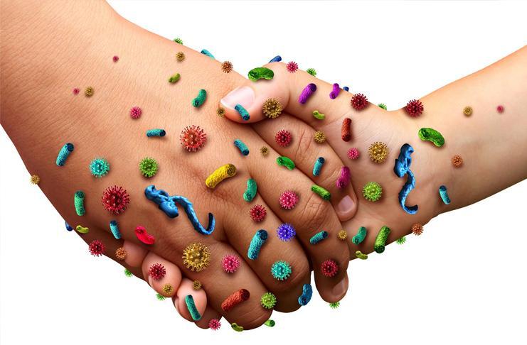 Антимикробные средства