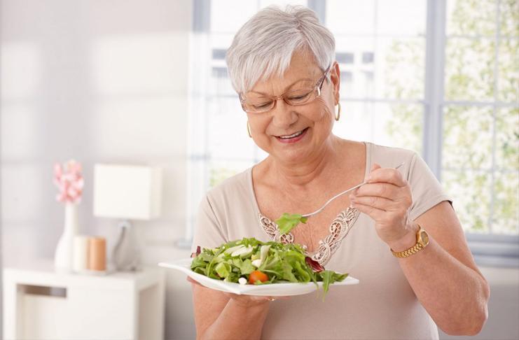 Как похудеть при менопаузе
