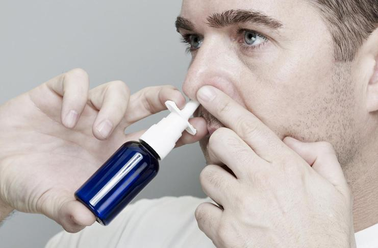Мирамистин в нос