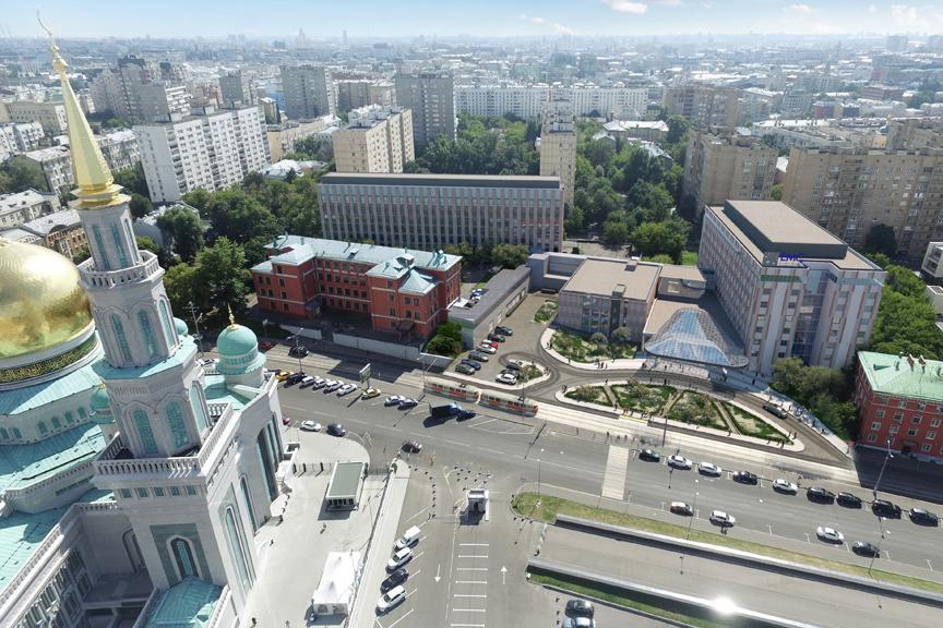 Московская клиническая больница №63